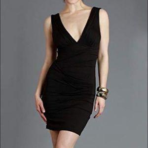 Nikibiki black bandage dress size medium